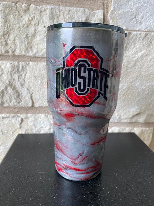 Ohio State Tumbler