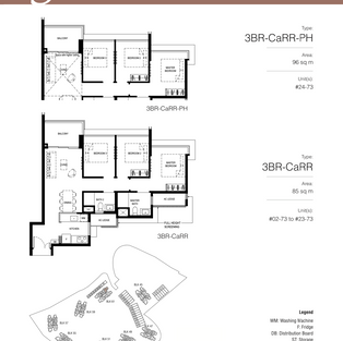 3BR-CaRR