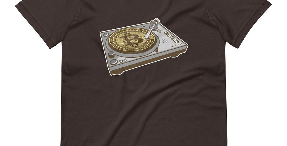 Bitcoin Scratch Tee