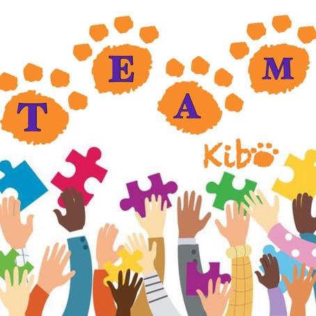 Extra versterking gekregen binnen ons vrijwilligersteam Kibo