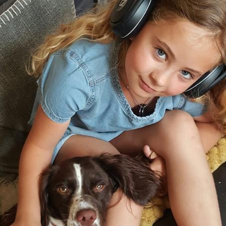 Eerste Addison hulphond in Nederland!
