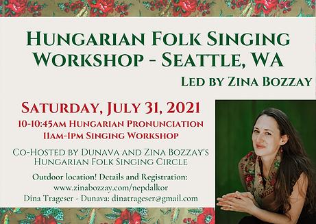 Seattle Hungarian Singing Workshop Flyer July 2021.png