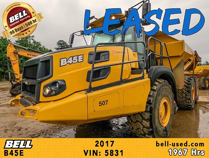 BELL B45E VIN: 5831