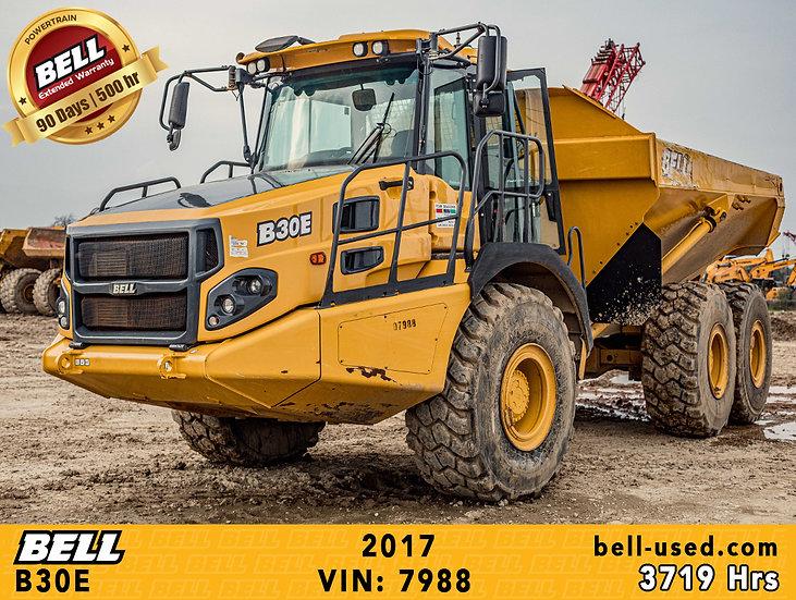 BELL B30E VIN: 7988