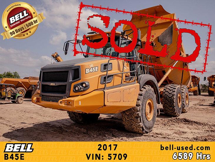 BELL B45E VIN: 5709