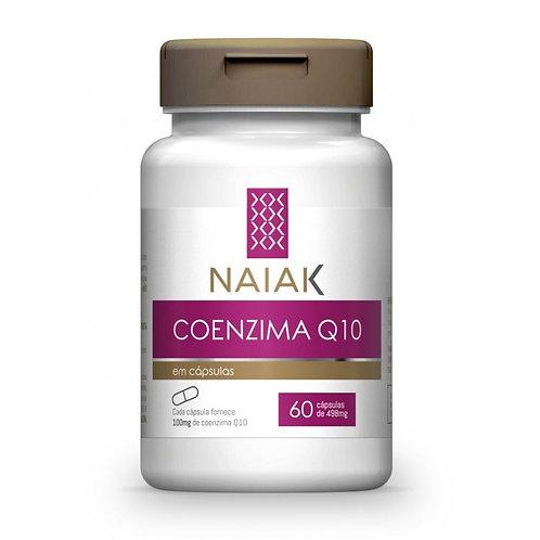 Coenzima Q10 - 60 Cápsulas NAIAK