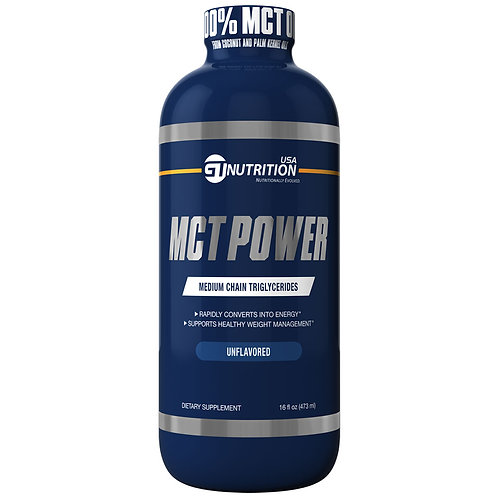 MCT POWER 473 ML - GT NUTRITION USA
