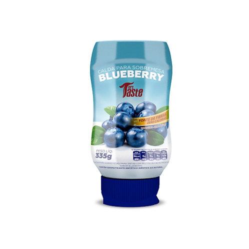 Calda de Blueberry 0 calorias - Mrs Taste