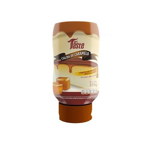 Calda De Caramelo Sem Açúcar- Mrs Taste - 335Gr