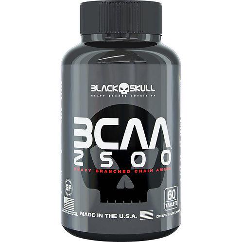 BCAA 2500 - 60TABS- BLACK SKULL