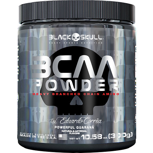 BCAA POWDER - 300G - BLACK SKULL