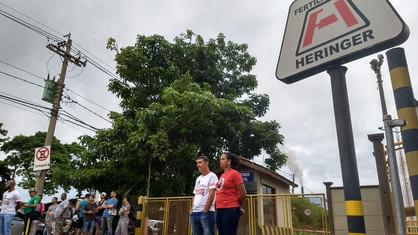 Heringer entra com pedido de recuperação judicial em caráter de urgência