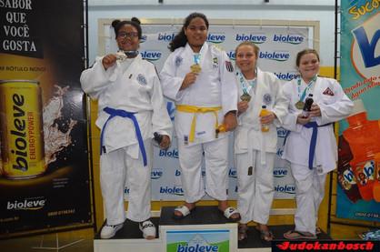 Judocas encerram o ano com a participação no Campeonato da Bioleve Lindoya de Judô