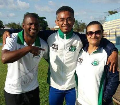 Atleta paulinense representará a seleção brasileira no Parapan-Americanos no Peru