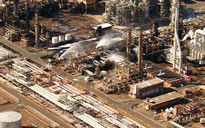 Áreas não afetadas pela explosão são desinterditadas na Replan