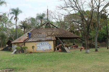 Abandonado desde 2014, píer do Mini Pantanal será reconstruído e entregue para a população em até 90