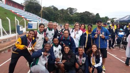 Paulínia participa dos 63º Jogos Regionais 2019 em Americana