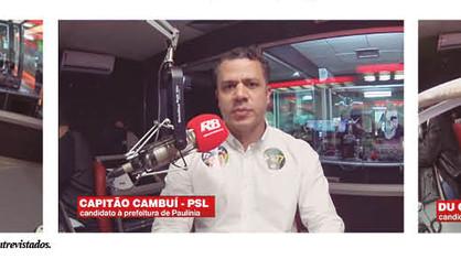 """""""Edson Moura foi quem instaurou a corrupção em Paulínia"""", segundo jornalista da Band"""