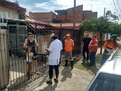 Bairro São José Irecebe neste sábado (24) o mutirão de combate ao mosquito Aedes aegypti