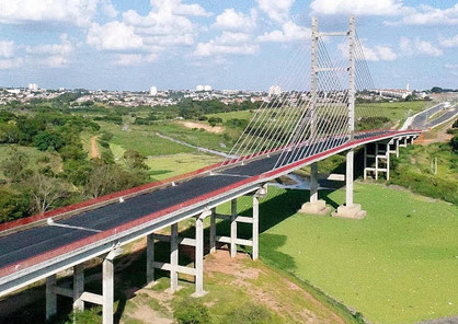 Projeto de Lei para agilizar construção da ponte estaiada é aprovado em primeira discussão