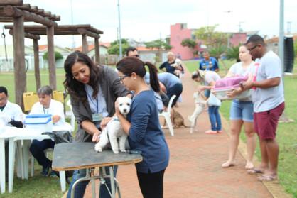 Última etapa da Campanha de Vacinação Antirrábica será na região do São José