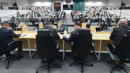 Câmara altera regra que impedia vereadores de abordar o mesmo tema em propostas