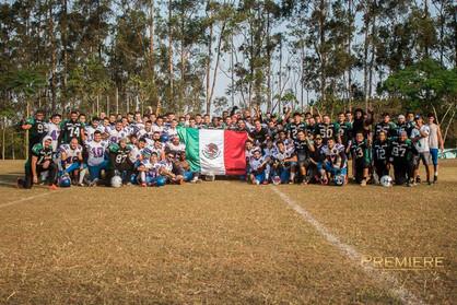 Paulínia Mavericks inicia campanha de arrecadação para as vítimas do terremoto no México