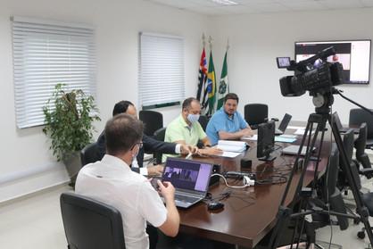 Vereadores vão encaminhar à Prefeitura perguntas da população sobre a LDO 2021