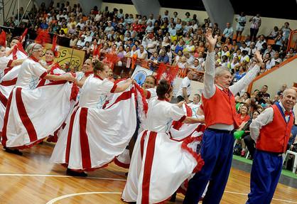 Delegação paulinense têm 103 atletas nos Jogos Regionais dos Idosos em Limeira