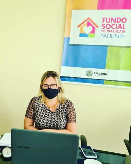 Fernanda Cazellato participa de reunião com MP para discutir ações e políticas públicas