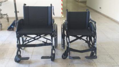 Hospital Municipal de Paulínia recebe 40 novas cadeiras de rodas