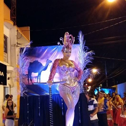 Bloco de carnaval irá homenagear primeira mulher trans de Artur Nogueira