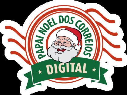 Correios lançam campanha 'Cartinhas para o Papai Noel' de modo virtual