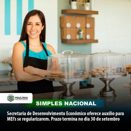 Microempreendedores Individuais podem regularizar pendências tributárias até o dia 30 de setembro