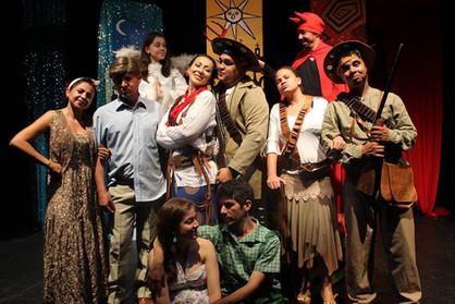 Teatro Ceart em Paulínia retoma atividades parcialmente