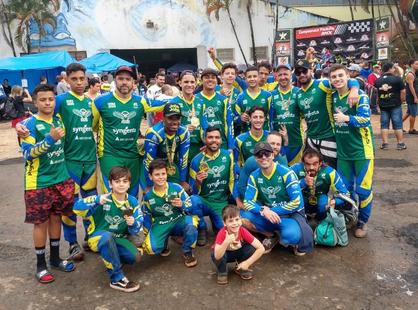 Bicicross de Paulínia conquista seu melhor resultado do ano no Paulista em Cosmópolis