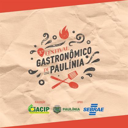 Festival Gastronômico de Paulínia reúne 31 estabelecimentos até o dia 3 de outubro