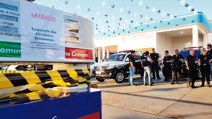 Justiça decreta prisão de suspeitos envolvidos de integrar quadrilha de roubo de combustíveis