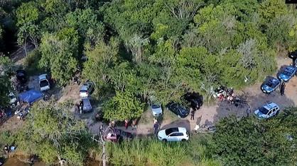 Polícia Municipal de Cosmópolis dispersa mais de 300 banhistas se aglomerando em represa