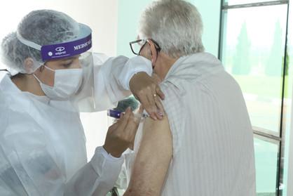 Campanha de Vacinação contra Covid-19 retoma na próxima segunda (1º)