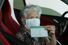 Campanha Municipal de Vacinação contra Covid-19 alcançou a marca de 2.450 pessoas em Paulínia