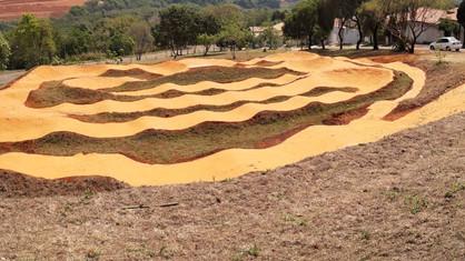 Pump Track do Residencial Olinda é finalizado pela Prefeitura e Paulínia Racing