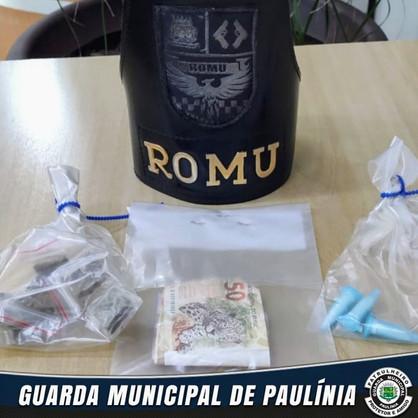 Homem é preso por tráfico de drogas no Morro Alto
