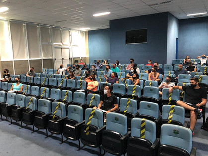 Prefeitura capacita 34 educadores esportivos recém contratados