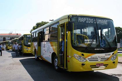 Câmara de Sumaré aprova instalação de 'botão de pânico' nos ônibus municipais