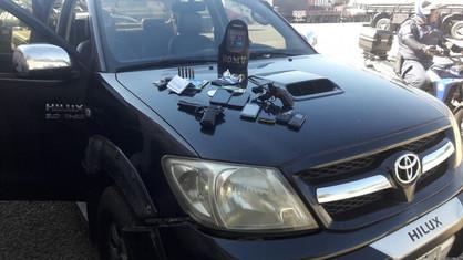 Caminhonete roubada em Paulínia é recuperada na cidade de Limeira