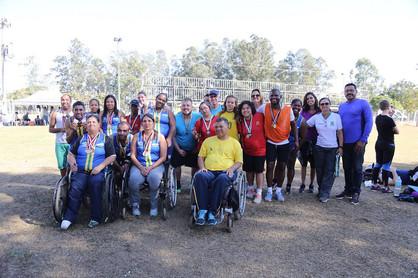 Atletismo ACD de Paulínia brilha e conquista 26 medalhas nos Jogos Regionais
