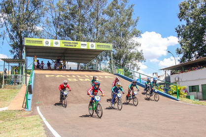 Paulínia Racing Bicicross conquista oito títulos na II Copa Regional de BMX