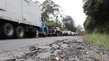 Estrada Constante Pavan em Paulínia será recuperada