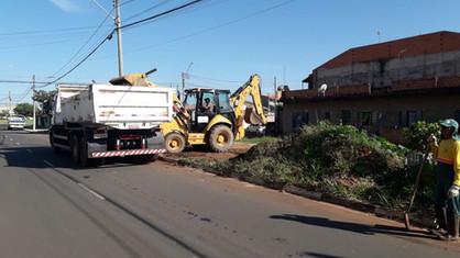 Região do Parque da Represa recebe mutirão de limpeza a partir de sexta-feira (30)